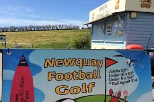 Newquay Football Golf Open