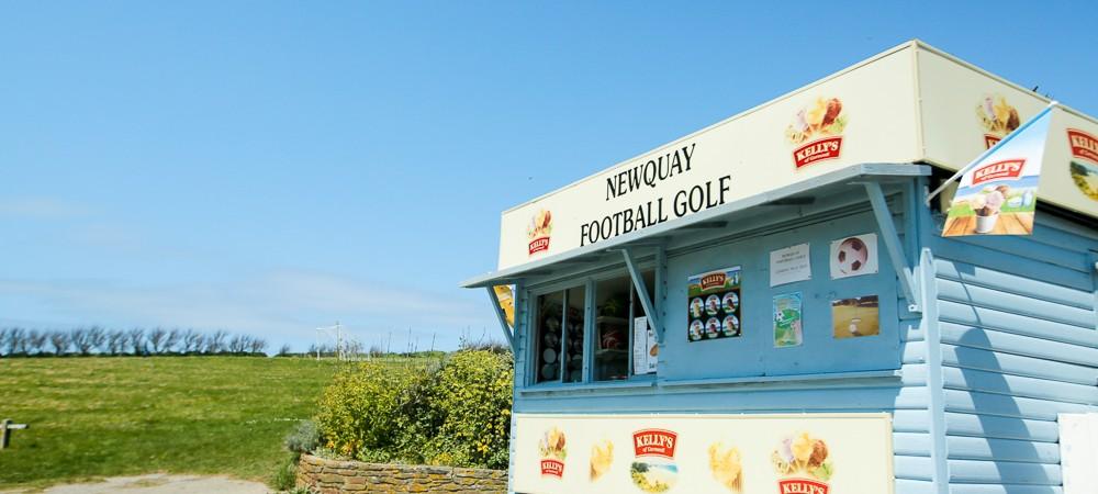 newquay football golf