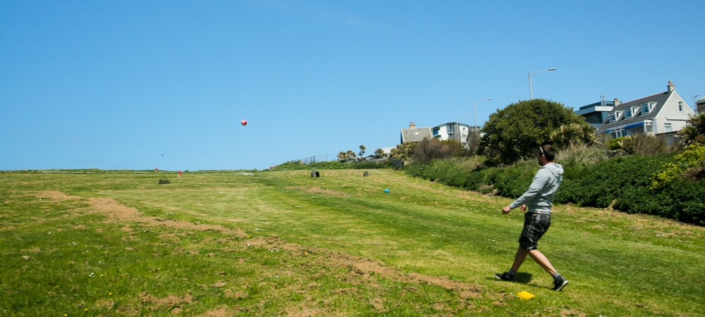 newquay football golf