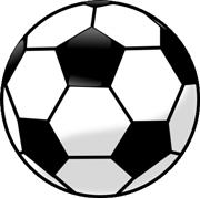footbal golf ball