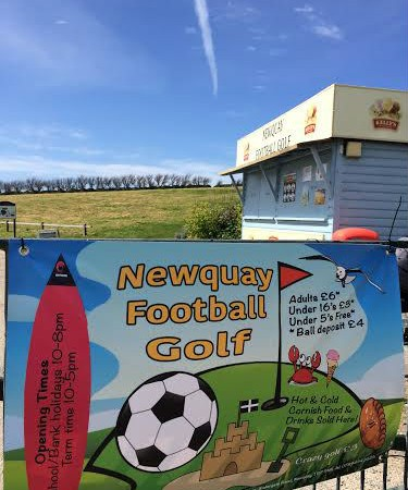 Newquay Football Golf Open
